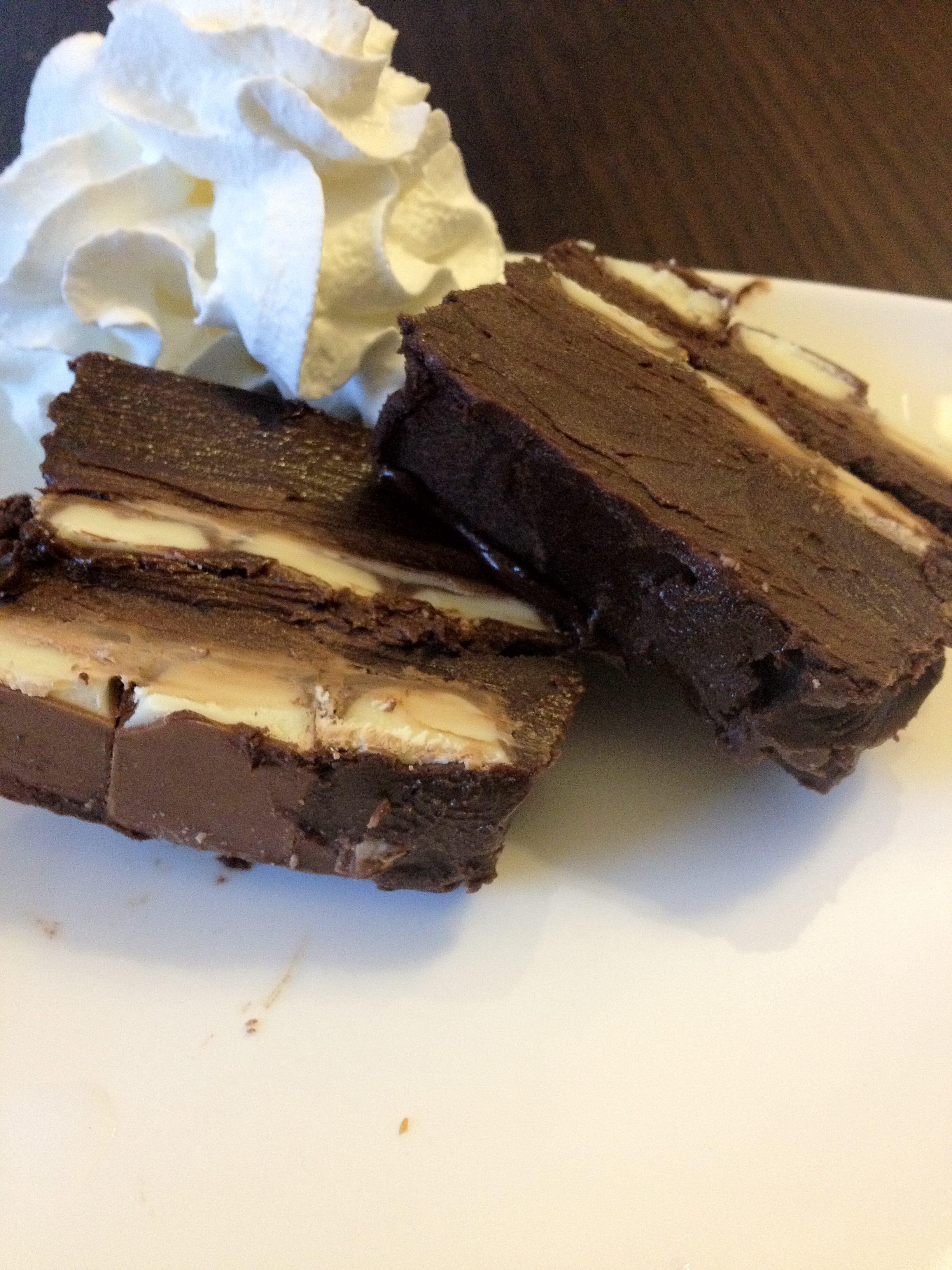 Chocolade dessert