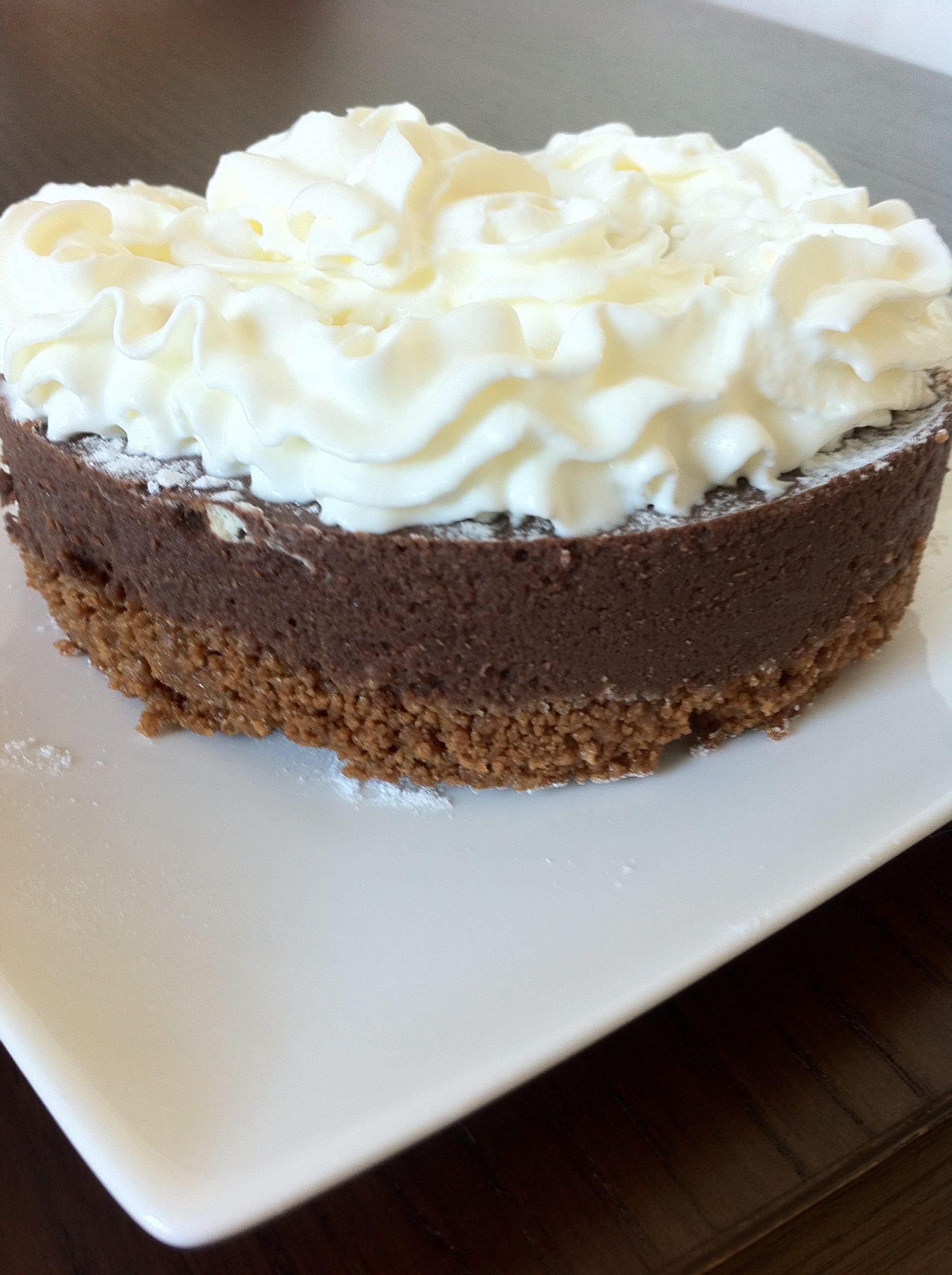 Chocolade bastogne taart