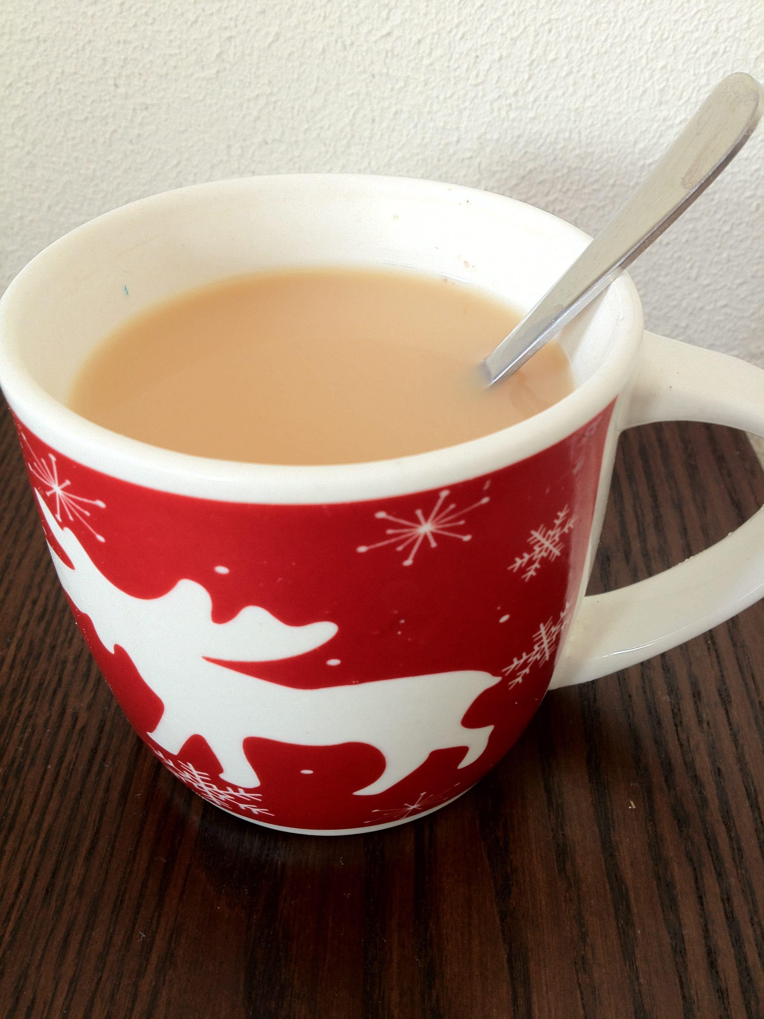 Heerlijke Chai Latte