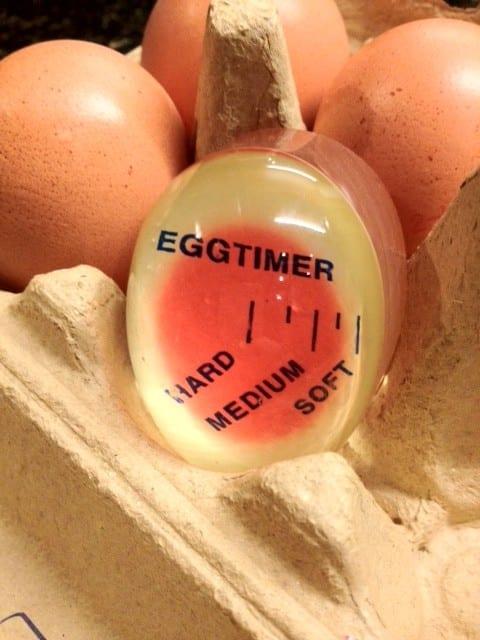 Kookgadget: Eggtimer