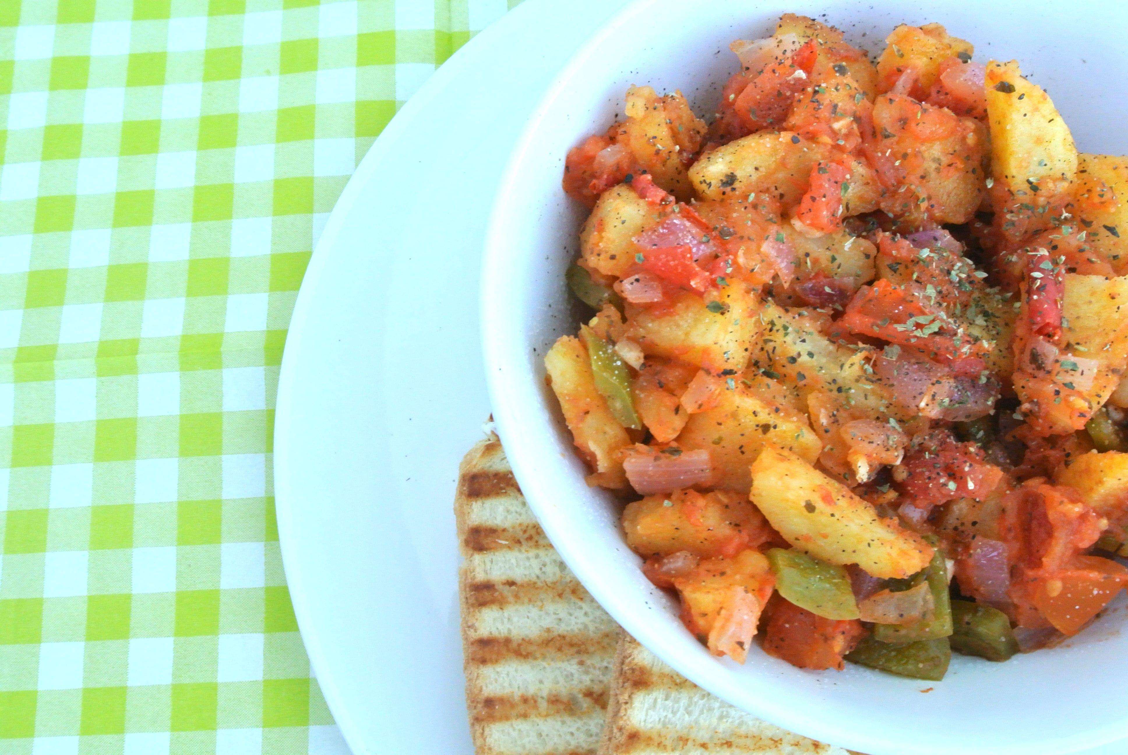 Spaanse aardappeltjes