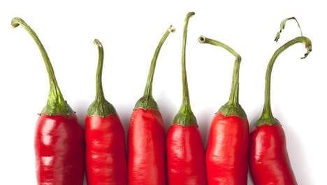 De chilipeper, gezonde smaakmaker