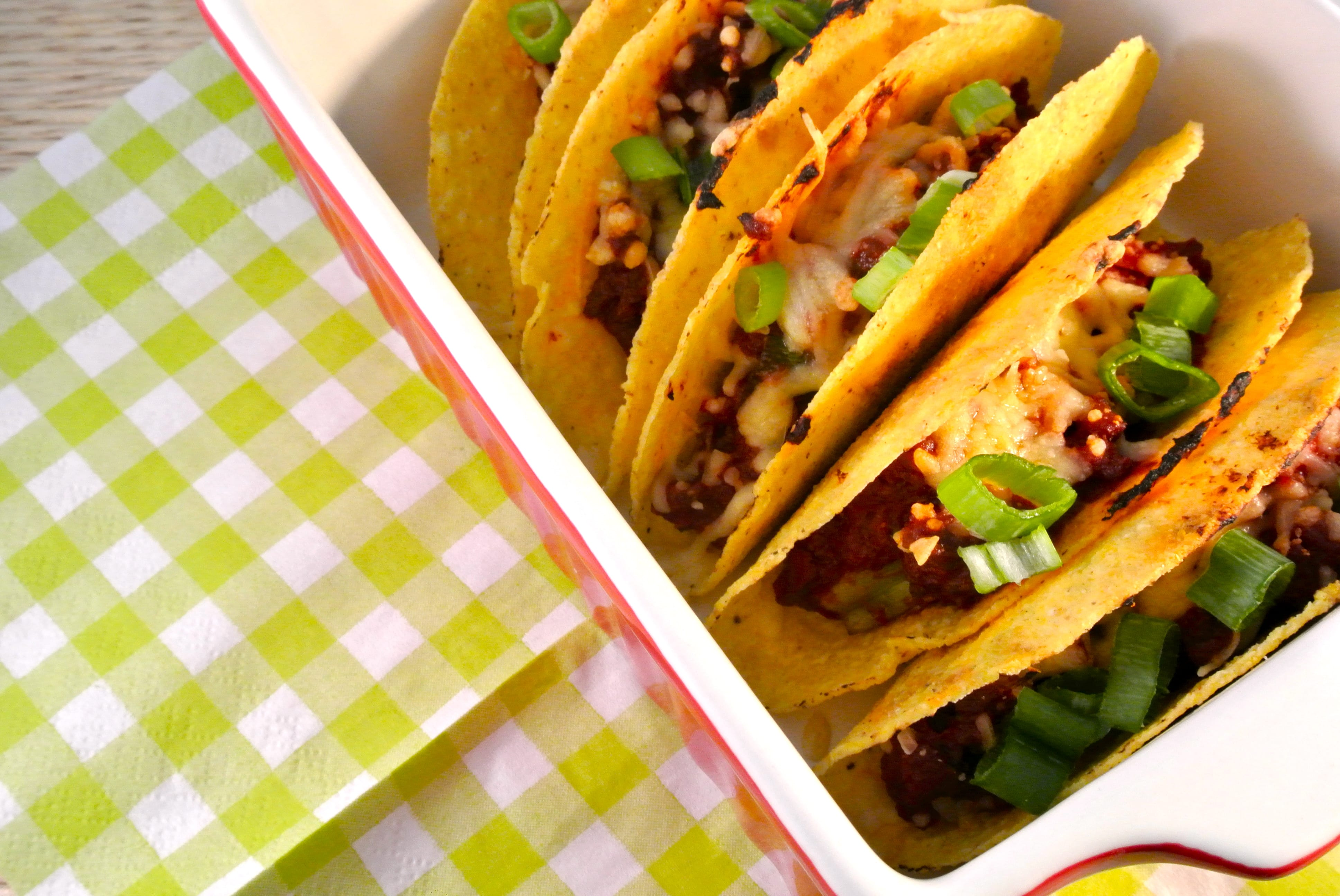 Pittige taco's
