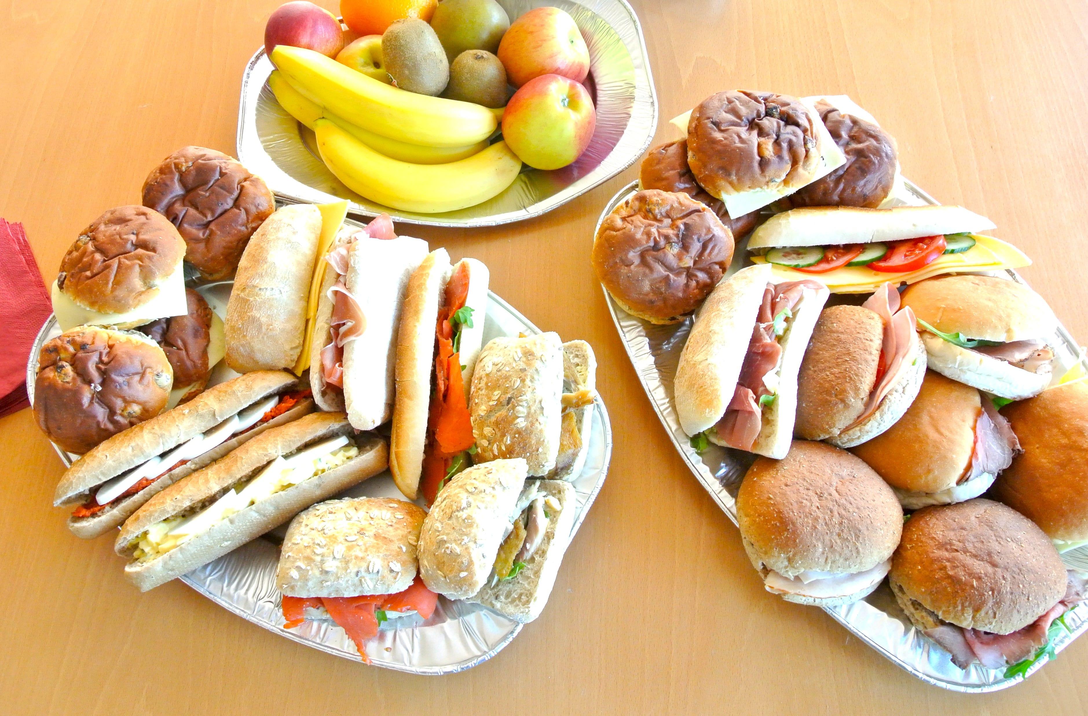 Magnifiek So Tasty lunch! - Lekker en Simpel #FE38