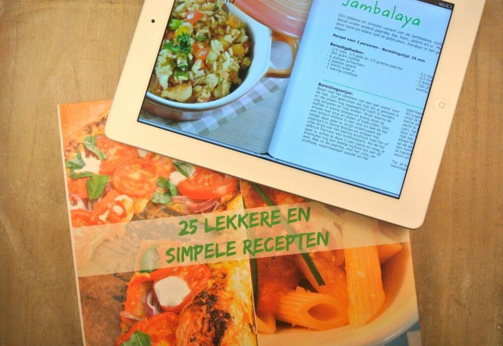 Lekker en simpel e kookboek lekker en simpel for Kookboek lekker en simpel