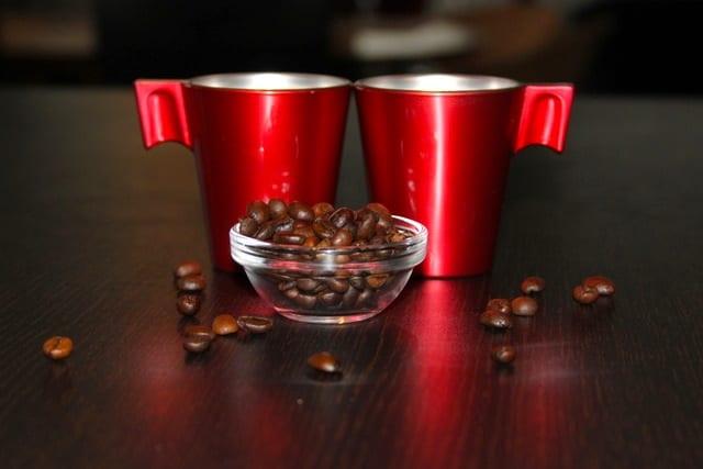Ingezonden door Tedje: Espresso Nutella