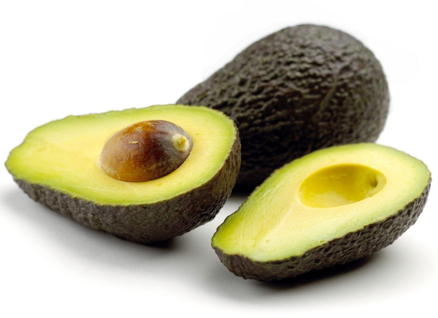Rijpe avocado of niet?