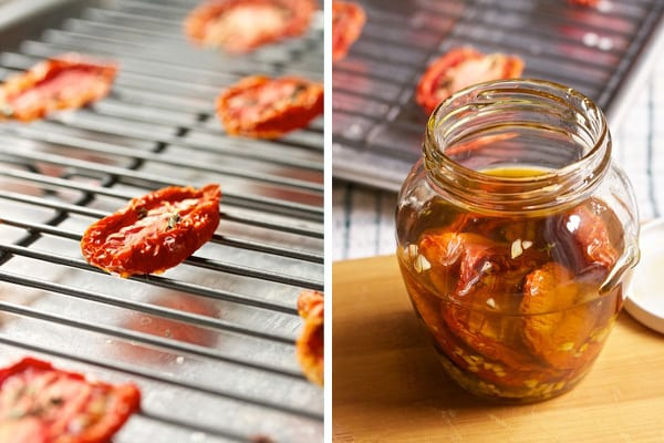 Zelf (zon)gedroogde tomaatjes maken