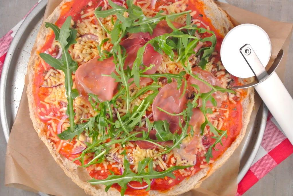 """Lekker en Snel: """"Turkse"""" pizza"""