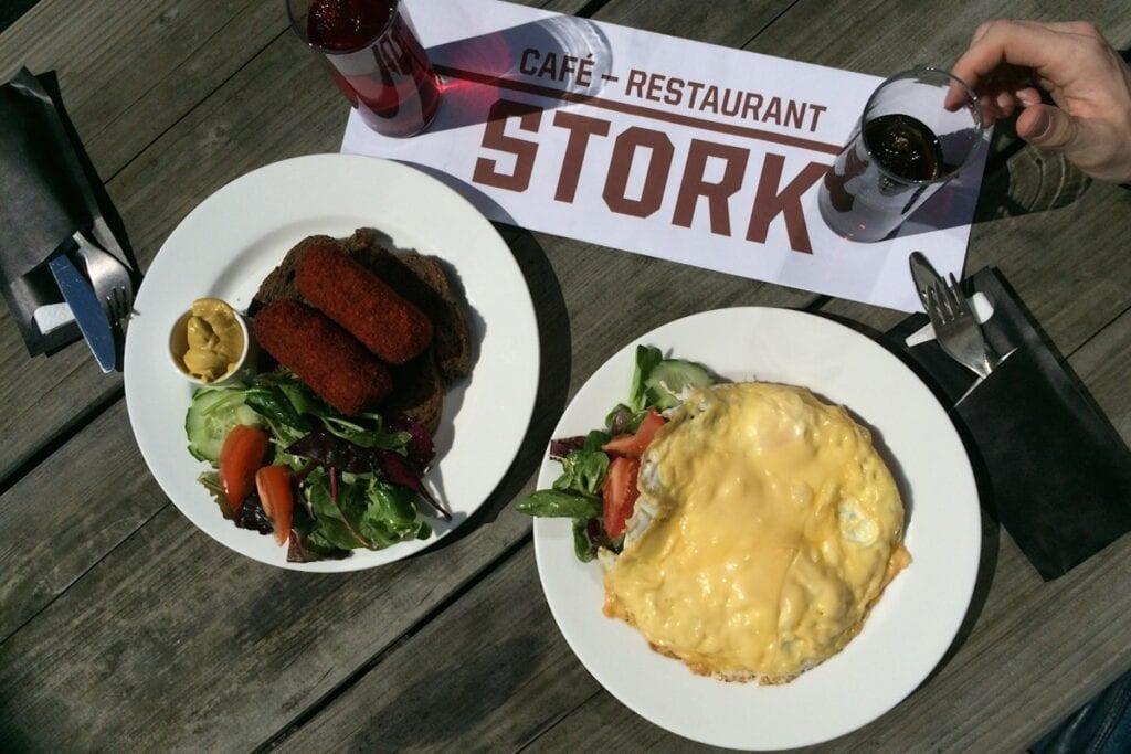 Hotspot Restaurant Stork, Amsterdam