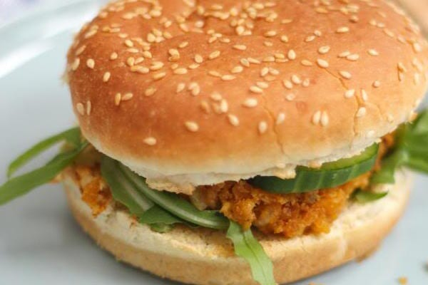 Lekker en Simpel – broodje falafel