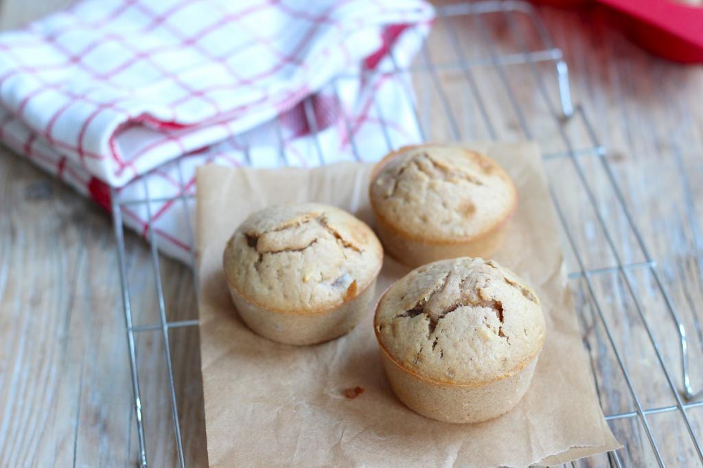 Winterse muffins