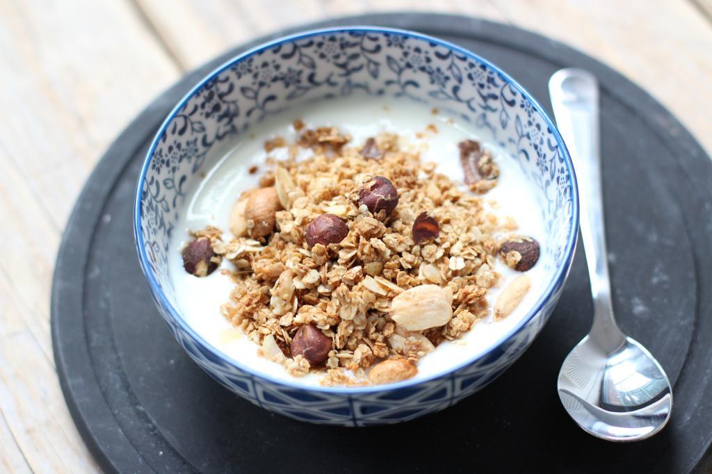 yoghurt cruesli