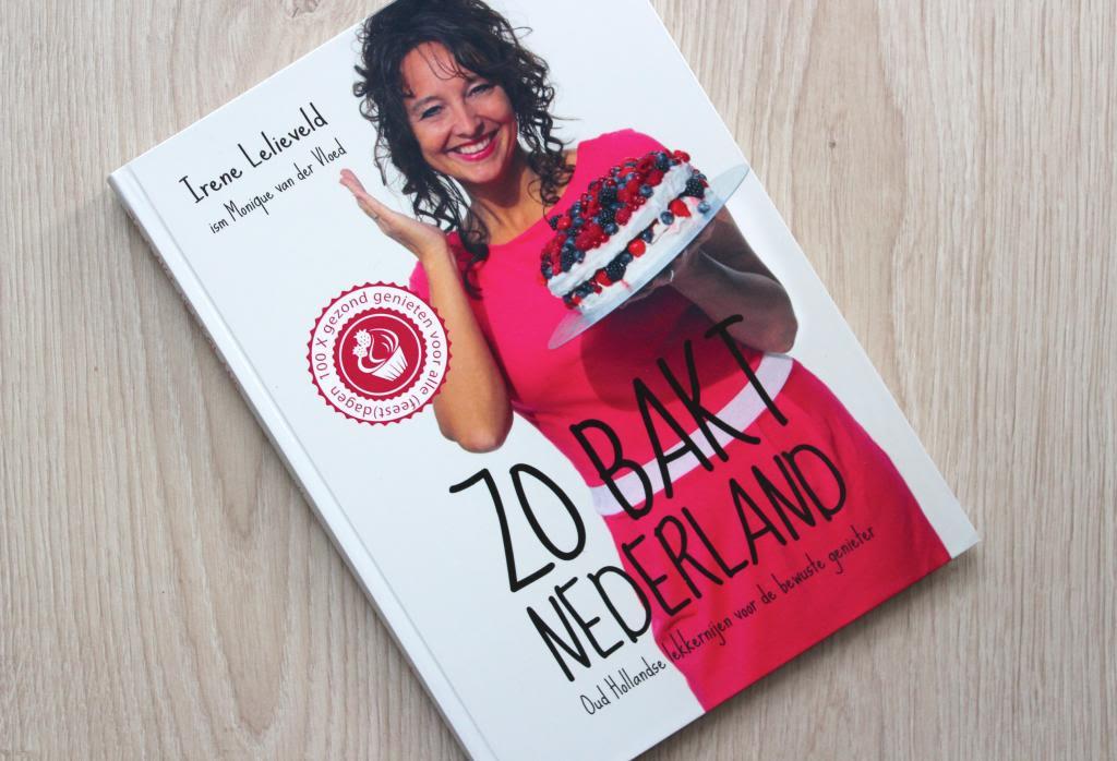 Win het kookboek zo bakt nederland lekker en simpel for Kookboek lekker en simpel