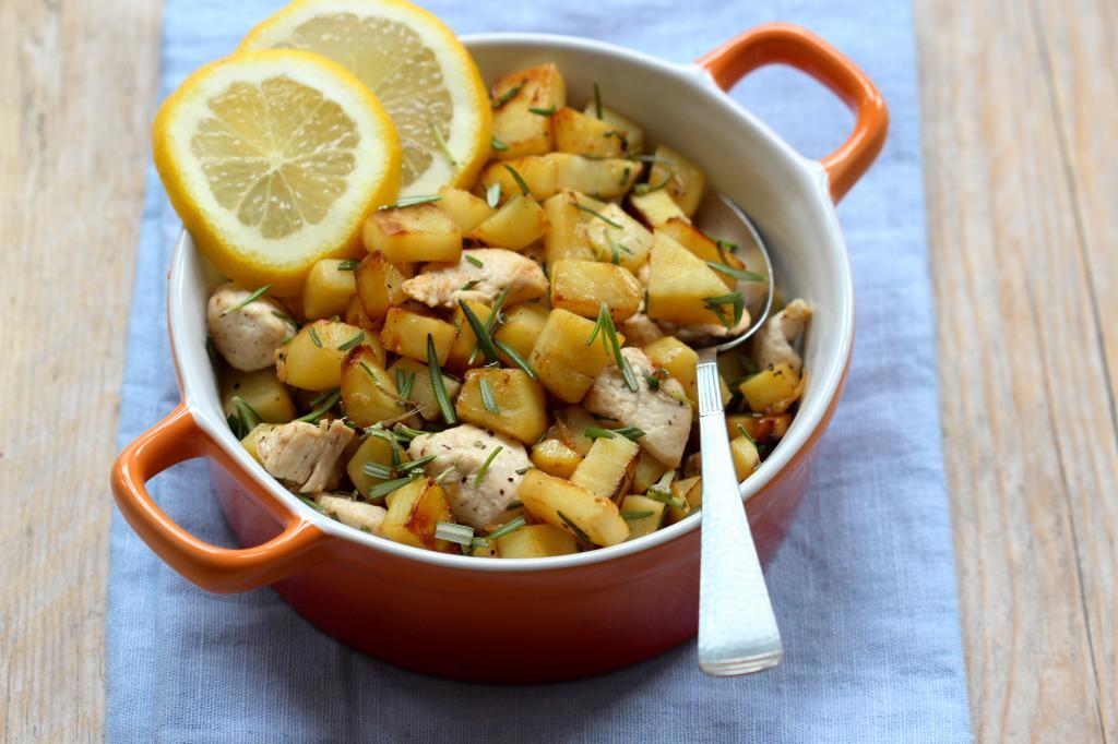 Vinkje proof – Honingkip met zoete aardappel