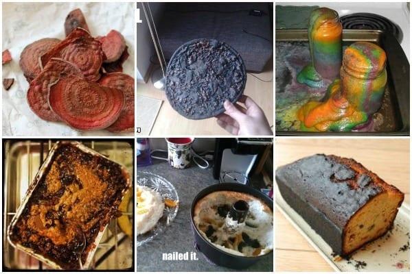 De meest gemaakte fouten in de keuken