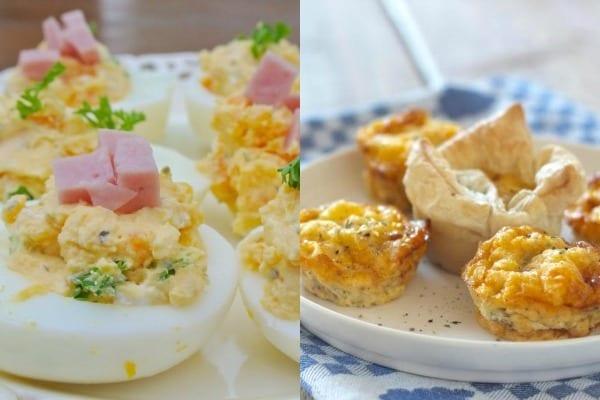 5x recepten met ei