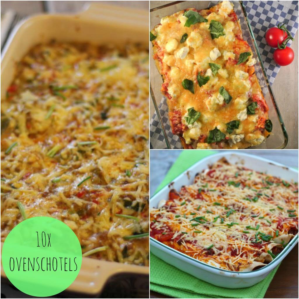 10x ovenschotel recepten