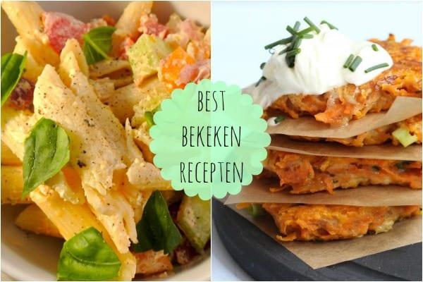 Best bekeken recepten van week 29