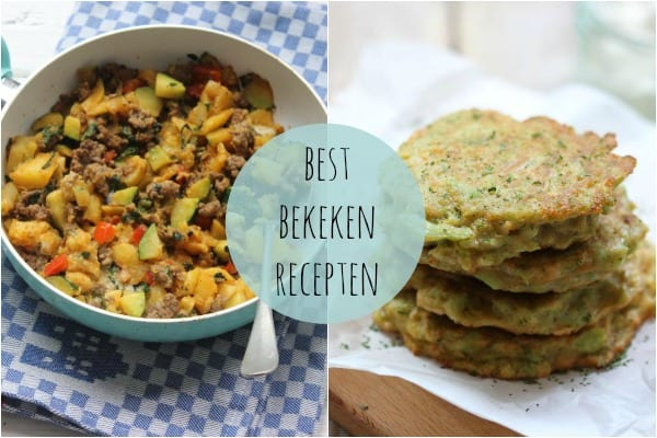 Best bekeken recepten van week 35