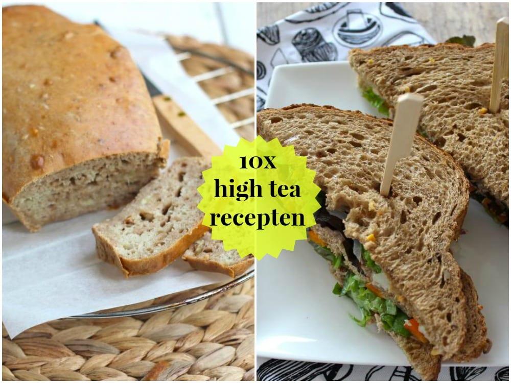 10x high tea recepten
