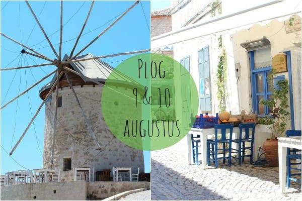 Plog 9 & 10 augustus – markt Alacati en Cesme