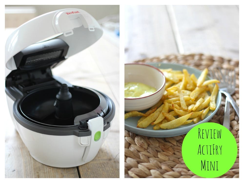Review – Koken met de ActiFry Mini