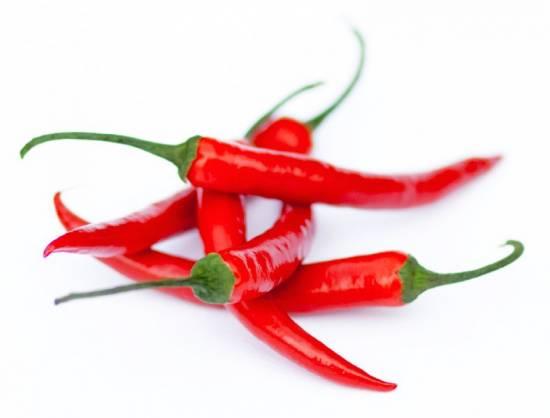 Tip voor het snijden van rode peper