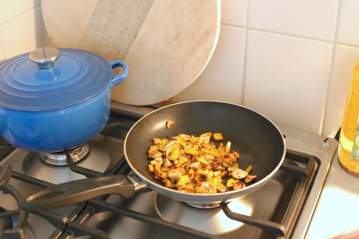 Vegetarisch couscousstoofpotje
