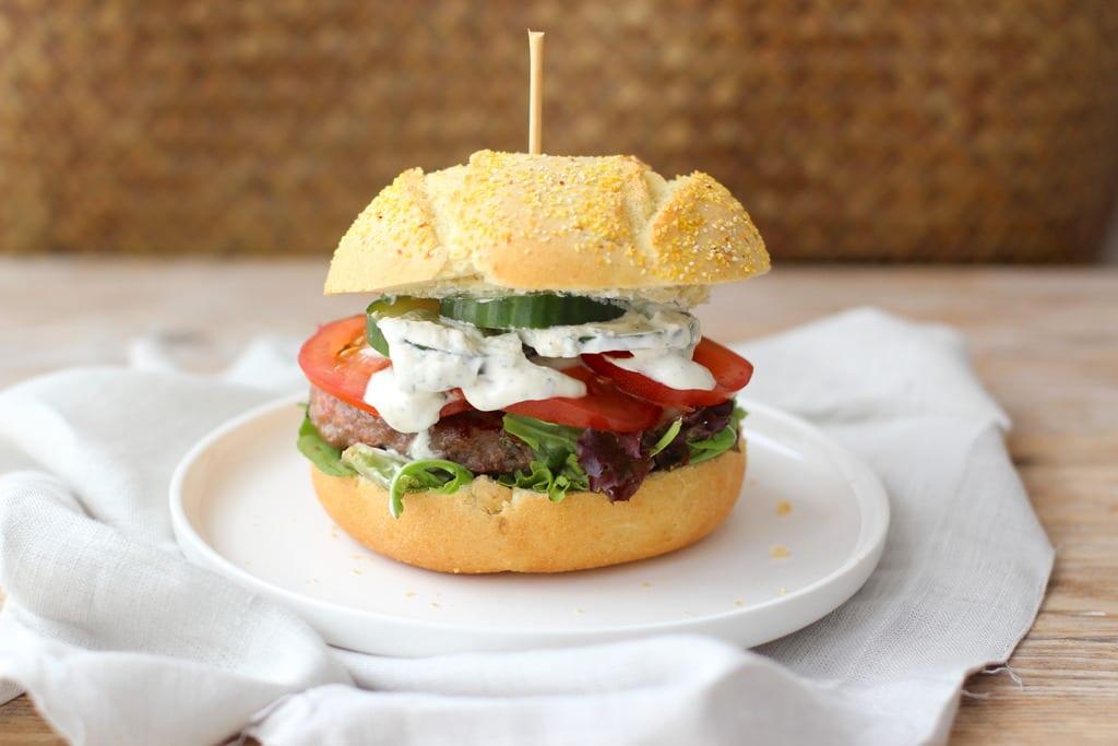 Zeer Zelfgemaakte hamburgers - Lekker en Simpel @UV21