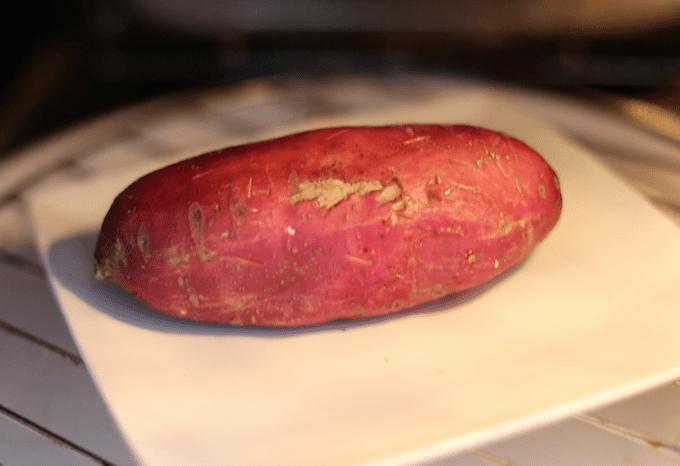 Mexicaans gepofte aardappel