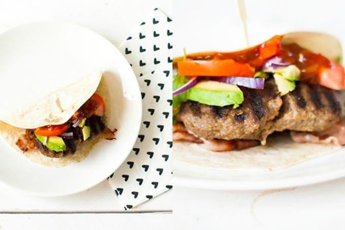 Hamburgerwrap