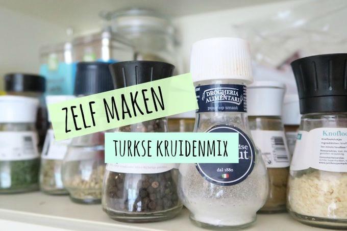 Hoe maak je een Turkse kruidenmix?