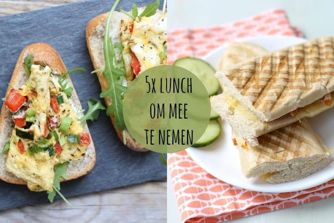 lunch makkelijk