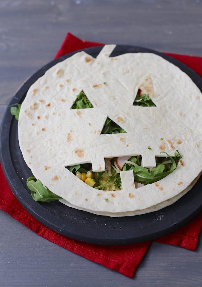 Halloween wraps
