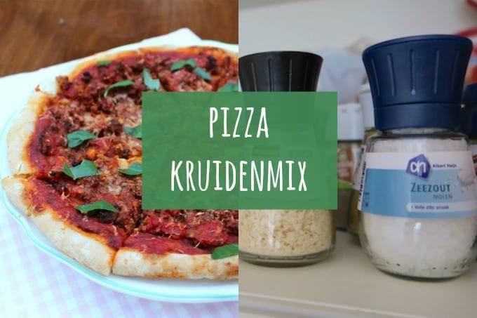 Pizza kruidenmix