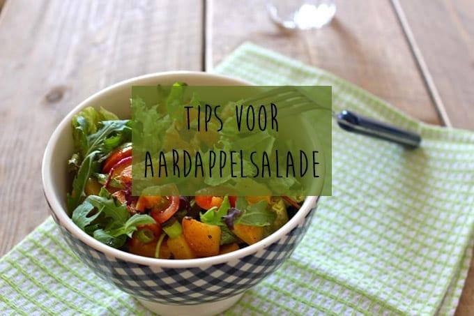 Tips voor een lekkere aardappelsalade