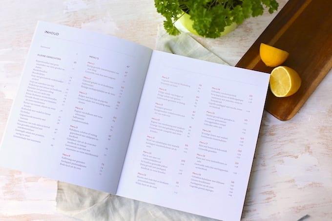Win het kookboek Huisgemaakt