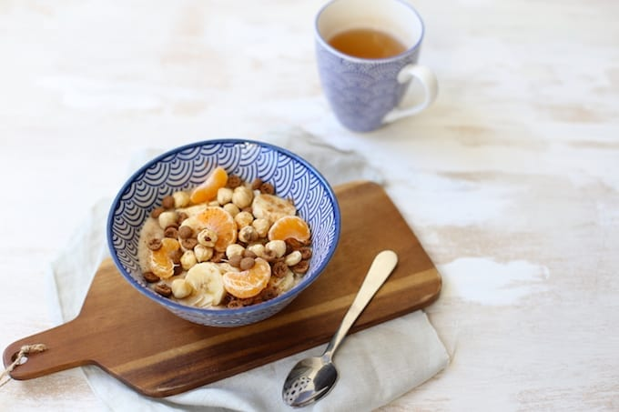 sinterklaasontbijt met mandarijnen en schuddebuikjes