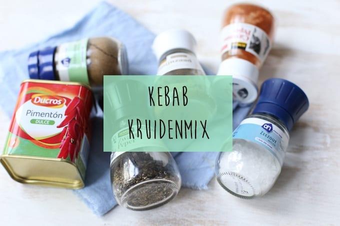 Hoe maak je een kebab kruidenmix?