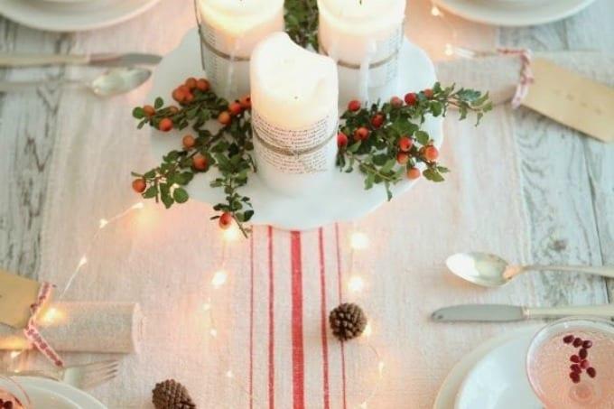Feestdagen Kersttafel Aankleden : Kerst: tips voor het dekken van de tafel lekker en simpel