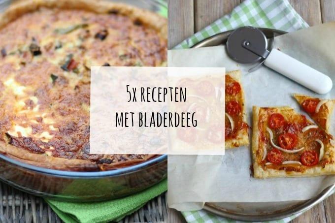 5x recepten met bladerdeeg