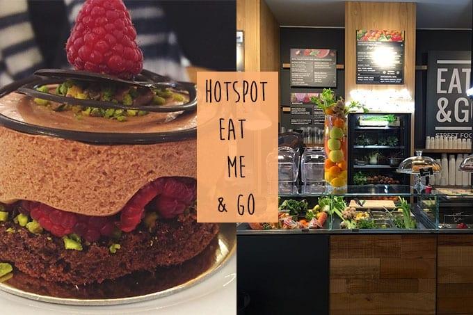 Hotspot: Eat me & go, Milaan