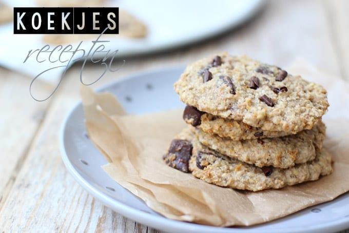 5x koekjes recepten