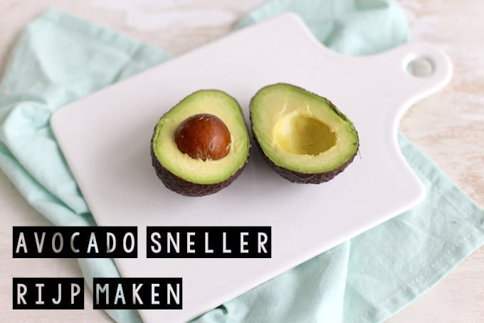Tip: je avocado sneller laten rijpen
