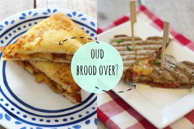 Oud brood over?