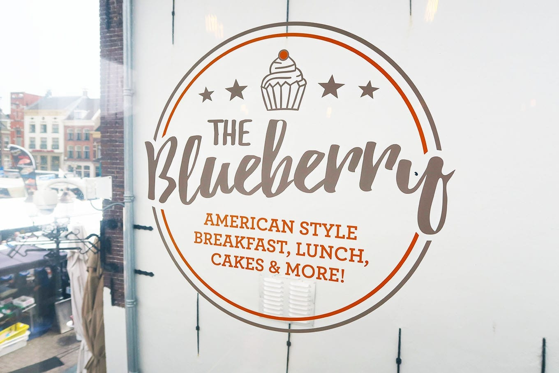 Hotspot: The Blueberry, Amersfoort