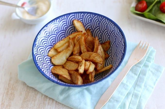 zelfgemaakte aardappelpartjes