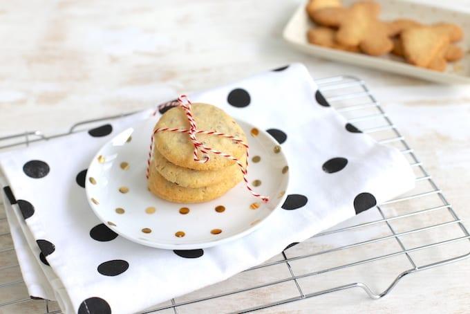 Koekjes met choco en hazelnoten