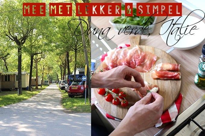 Mee met Lekker en Simpel #Italie